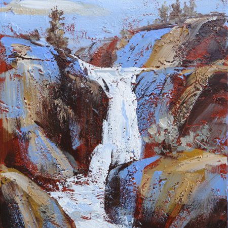 Abstracting the Landscape - Marianne Broome